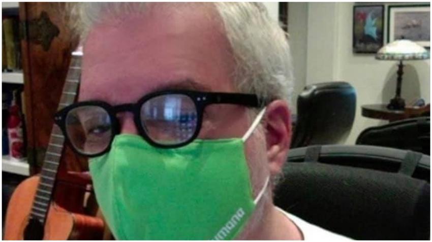 Willy Chirino se suma al pedido de usar máscaras en público