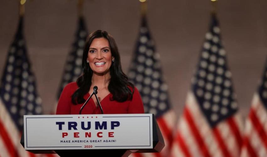 Vicegobernadora de Florida de origen cubano, Jeanette Núñez, recuerda que Trump está decidido a confrontar tiranías como las de Cuba y Venezuela