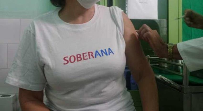 Vacunarán a más de 40.000 voluntarios en La Habana, para probar la eficacia de Soberana 02