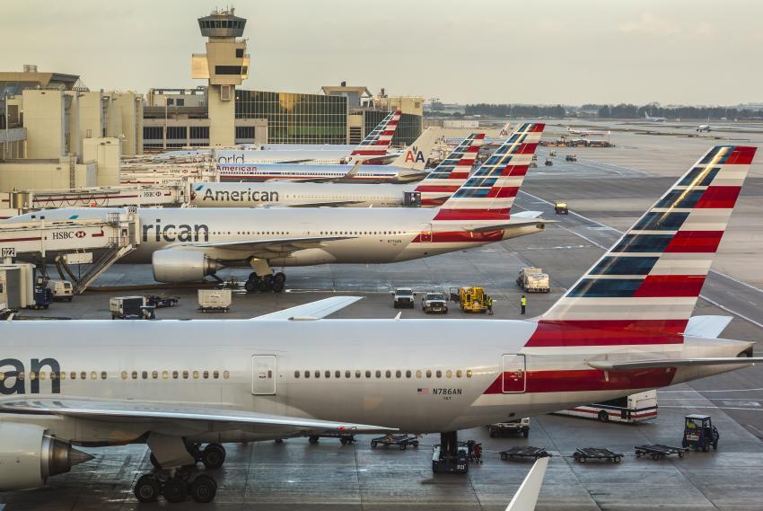 American Airlines mantendrá en abril las restricciones de vuelos a Cuba