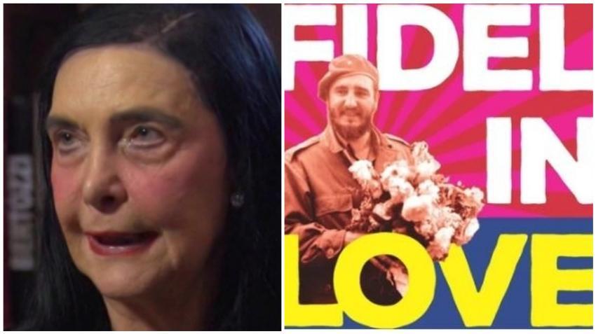 Escritora saca a la luz la historia de una italiana que fue amante secreta de Fidel Castro por 40 años
