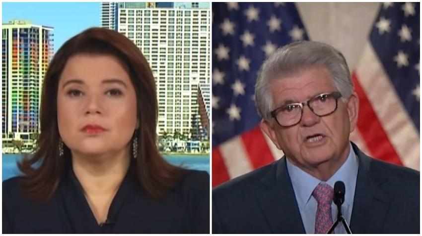 """Nicaragüense Ana Navarro comentarista de CNN califica de """"locura"""" los comentarios del empresario cubano Máximo Álvarez en la convención republicana"""