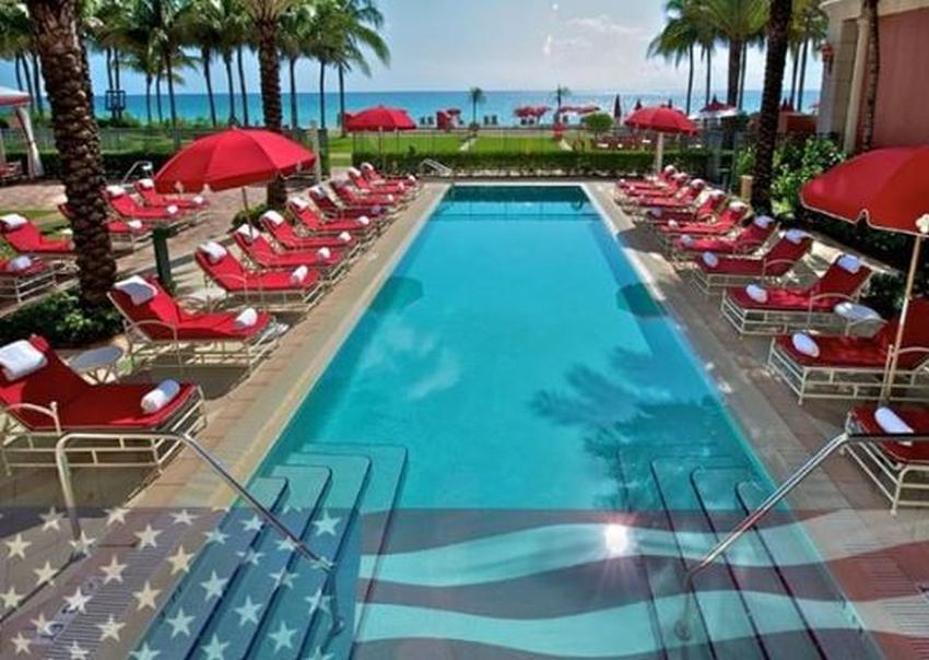 Hotel de lujo en Miami Beach vuelve a salir entre los mejores de Estados Unidos