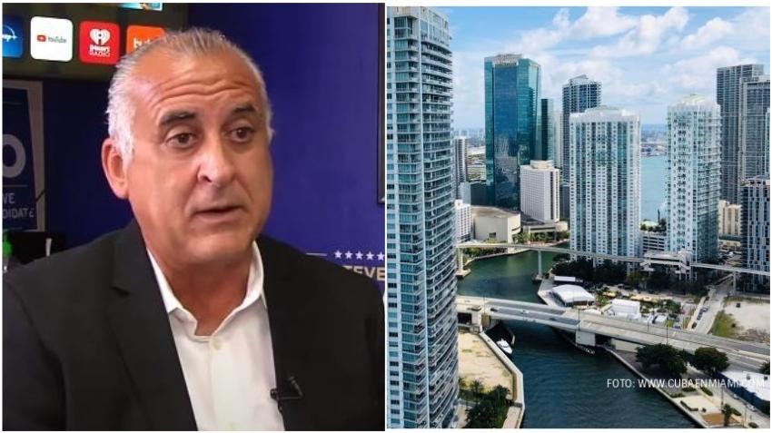 El republicano Esteban Bovo asegura que no quiere que Miami se convierta en un Nueva York, Chicago o un San Francisco