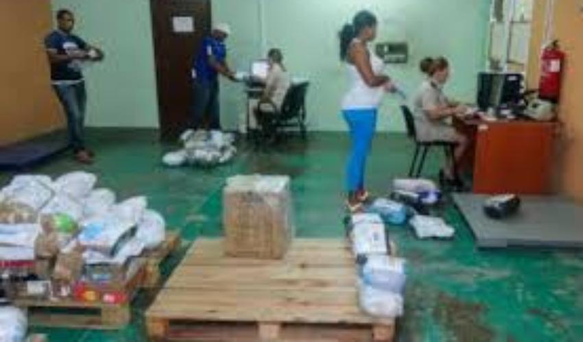 Cancelada temporalmente la entrega de carga no comercial en La Habana, dio a conocer la estatal Aerovaradero S.A.