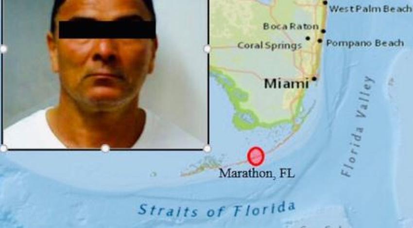 Cubano es condenado a 21 meses de cárcel en Estados Unidos por intentar entrar de manera ilegal a otros 10 cubanos desde Cuba