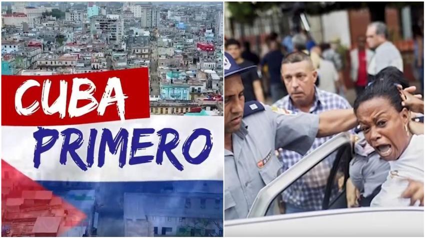 """Emotivo tema """"Cuba Primero"""" pide a artistas que se sumen al grito por la libertad de Cuba"""