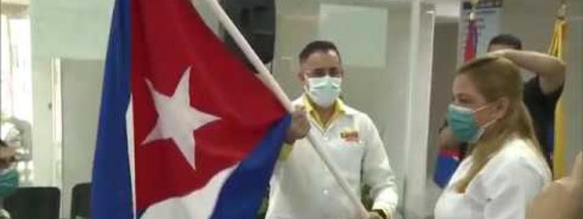 En menos de dos semanas 26 cubanos procedentes de Venezuela contagiados de Covid-19