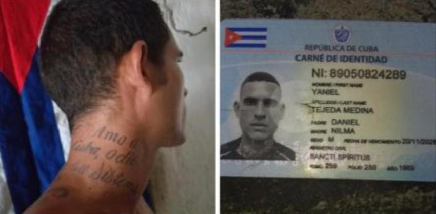 Gobierno de la Isla amenaza a un joven cubano por su tatuaje