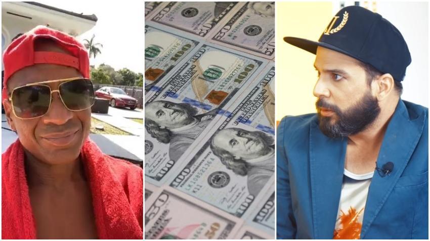Descemer Bueno dice que quiere un millón de dólares de Alex Otaola
