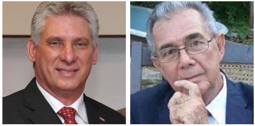 Escritor cubano expulsado oficialmente de la UNEAC, tras hacer pública una carta dirigida a Díaz-Canel