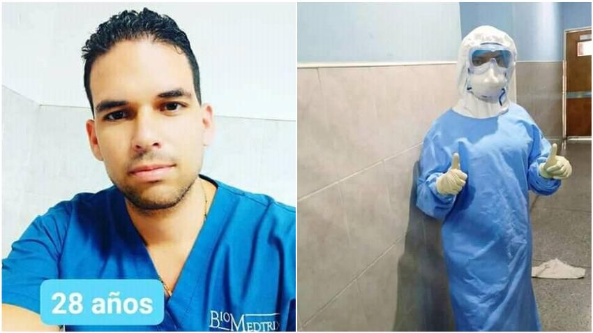 Fallece en Venezuela joven médico cubano a causa del COVID-19