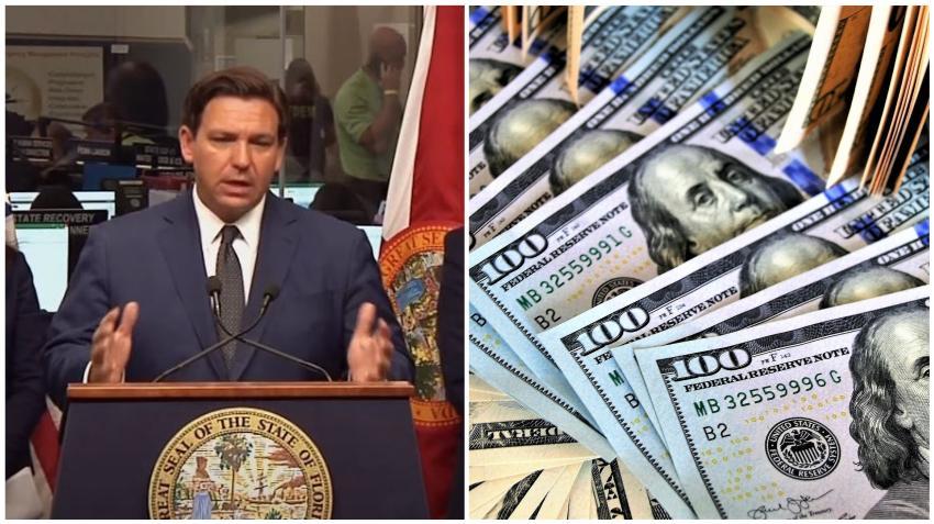 Gobernador de Florida planea incrementar la ayuda por desempleo en $300 dólares a la semana
