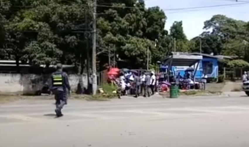 Una cubana es asaltada por traficantes de personas en la frontera con Nicaragua; le dieron un disparo en la cabeza