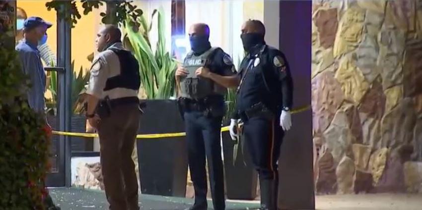 Una pareja es baleadas en motel de Miami Springs