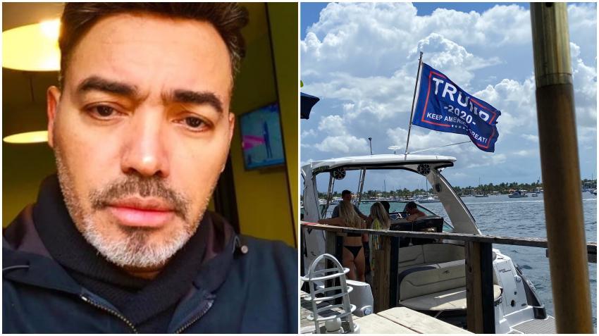 Manolín cataloga a gran parte de la población de Estados Unidos como ignorante por votar por Trump