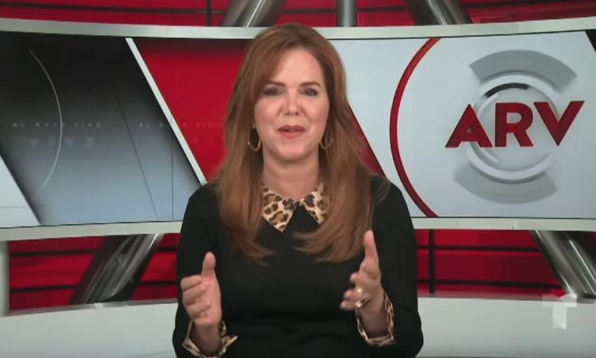Telemundo despide a la reconocida periodista María Celeste conductora de Al Rojo Vivo