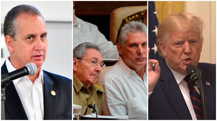 Mario Díaz-Balart asegura que Cuba no aguanta otros cuatro años con Trump