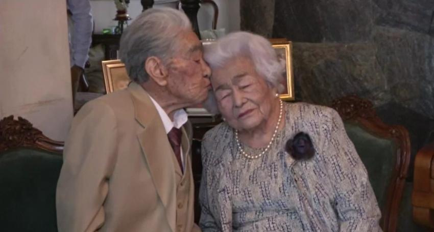 Esposo y esposa ecuatorianos son certificados como el matrimonio más antiguo del mundo