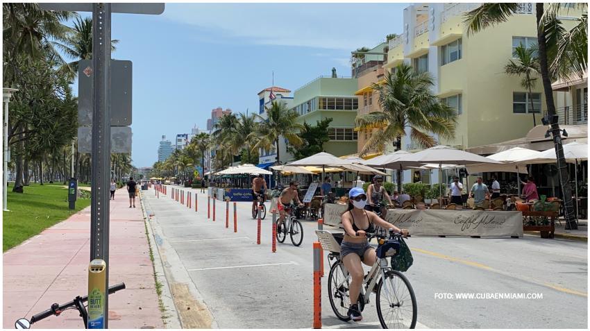Turismo en Florida cae un 60% en el segundo trimestre del año