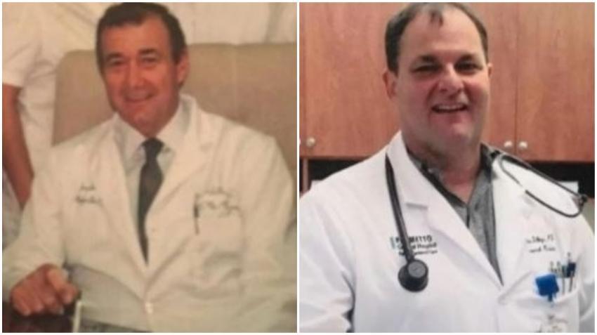 Fallecen dos médicos cubanos de Hialeah a causa del coronavirus; eran padre e hijo