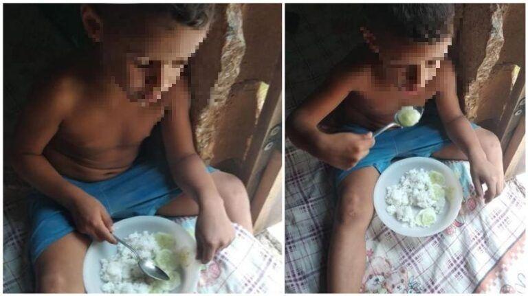 """Madre cubana arremete contra Díaz-Canel: """"Mi hijo lleva tres semanas comiendo arroz con pepino"""""""