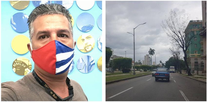 """Periodista oficialista que se define como """"revolucionario y fidelista"""" denuncia fue humillado por la policía en Cuba"""