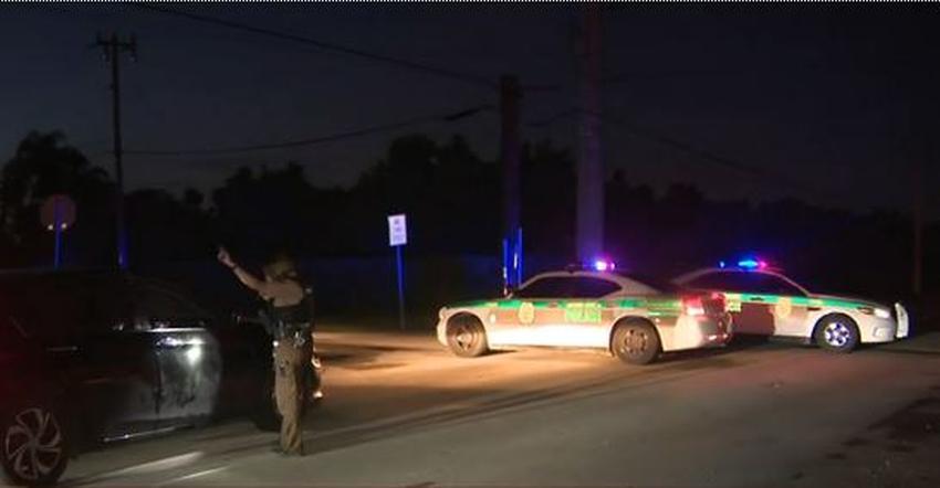 Policía de Miami Dade abate a tiros a fugitivo de Carolina del Norte