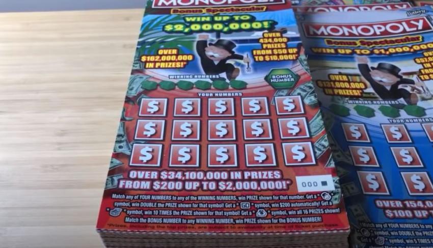 Un afortunado en Miami se gana $1 millón con un raspadito de la Lotería
