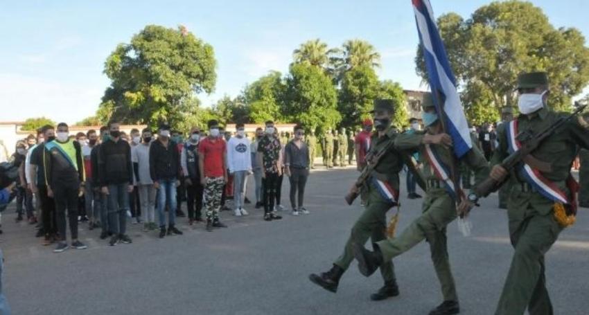 Reanudarán los llamados al Servicio Militar Activo (SMA) en Cuba, pese al aumento de casos de Covid-19