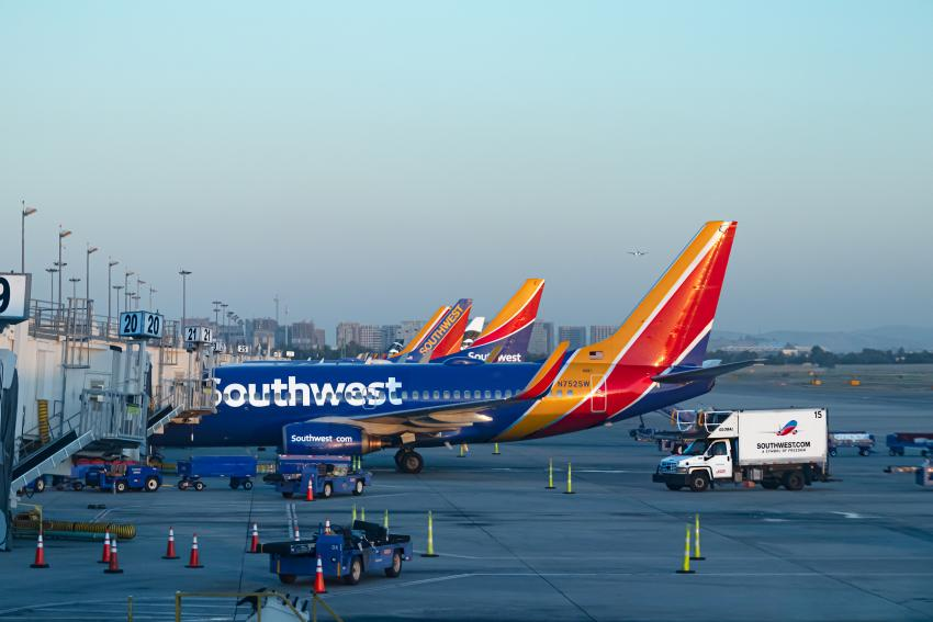 Southwest Airlines anuncia 12 nuevos vuelos diarios desde el Aeropuerto Internacional de Miami
