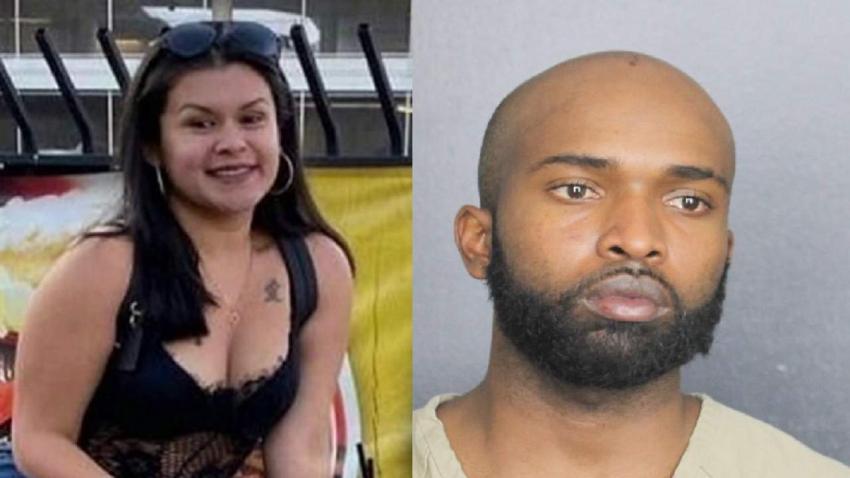 Hombre arrestado después de que la madre de su hijo fue encontrada muerta dentro de una casa en el sur de la Florida