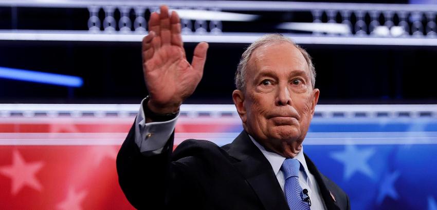 Bloomberg fue demandado por pagar las deudas con el estado a ex reos de Florida, para que voten en las elecciones de noviembre