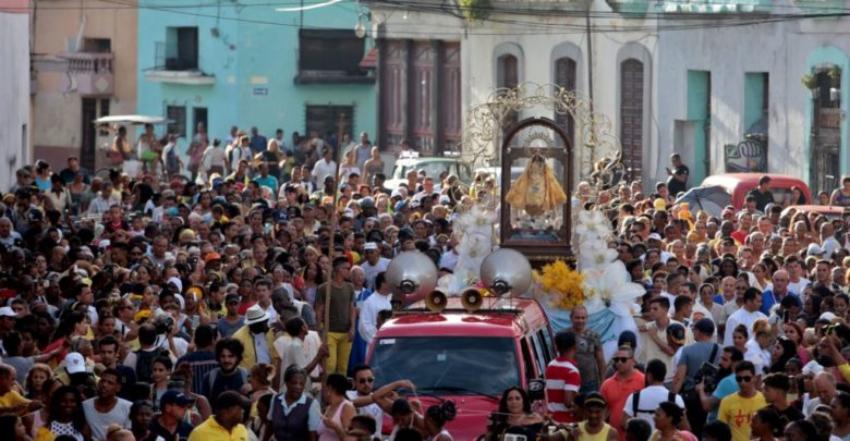 Suspendidas las procesiones en Cuba por el Día de la Virgen de la Caridad del Cobre, las misas se emitirán por radio y TV