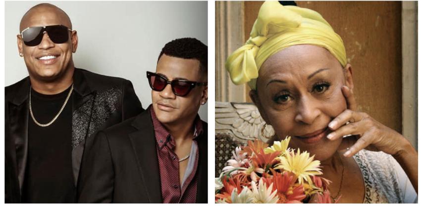 Gente de Zona y Omara Portuondo, entre los nominados de este año a los Latin Grammy