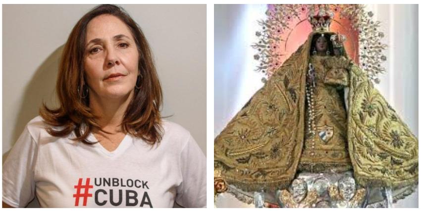 Cubanos responden a Mariela Castro por afirmar que Oshún 'no aceptará ofrendas de mercenarios y traidores'