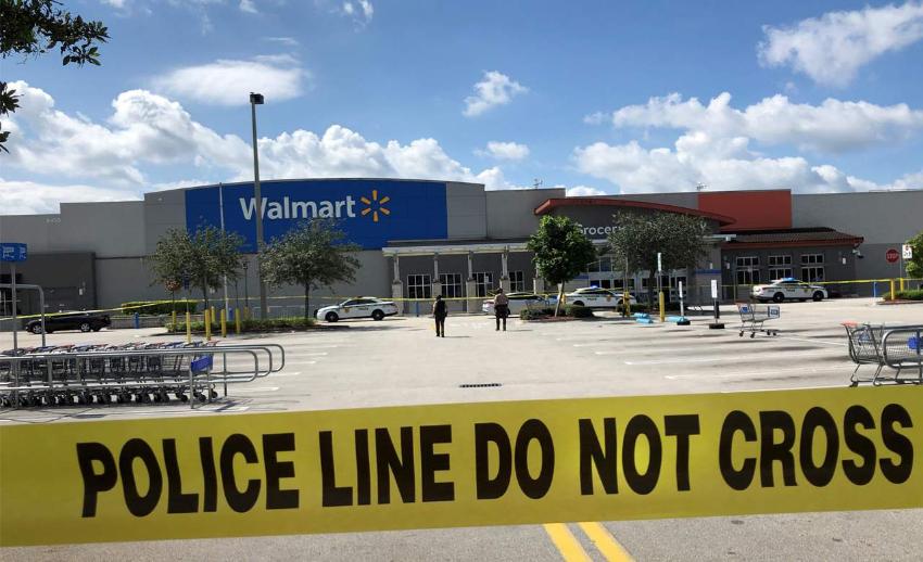 Tiroteo fatal en un Walmart del sur de la Florida está siendo investigado por la policía