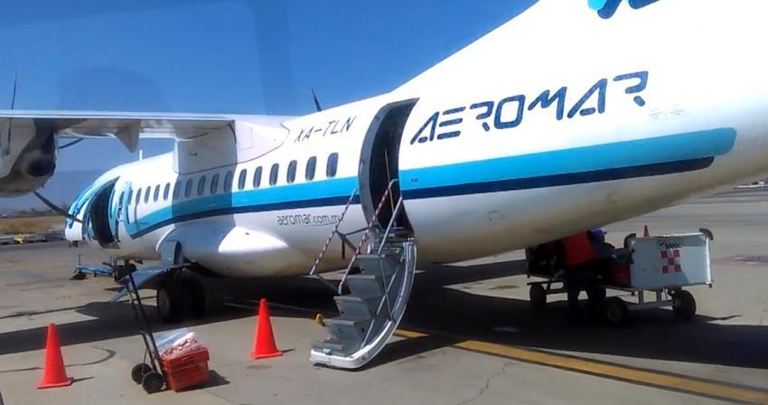 Aerolínea mexicana Aeromar planea volar a Cuba para el 5 de noviembre