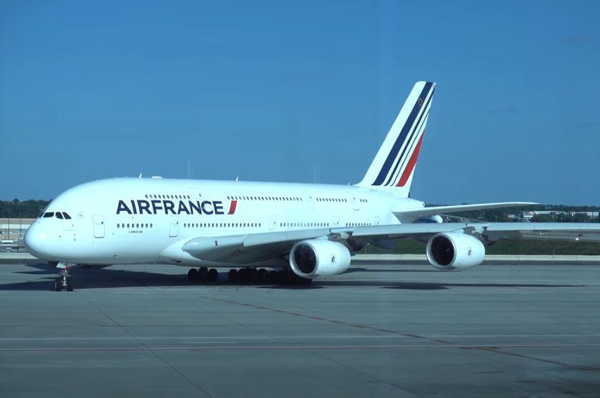 Anuncian vuelos humanitarios de Air France hacia Cuba para el próximo mes de octubre