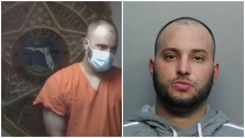 Un hombre de Hialeah es arrestado por amenazar de muerte a su esposa y golpear a su hijo