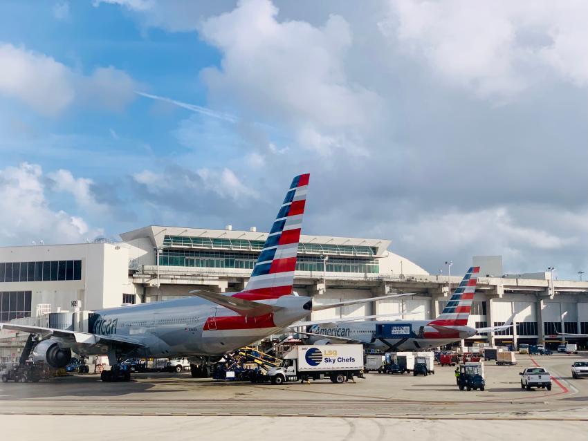 Varias aerolíneas regresan a operar con normalidad en el Aeropuerto de Miami