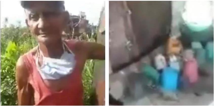 Exiliados envían ayuda al anciano cubano que recibió una multa de 1.500 pesos
