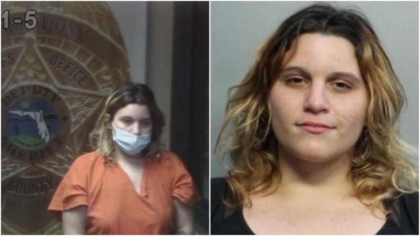 Joven de Hialeah es arrestada por agredir y lesionar a sus padres