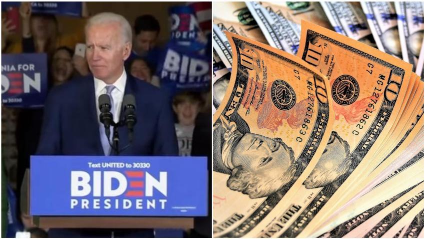Candidato demócrata Joe Biden publica su declaración de impuestos del 2019; pagó casi $300 mil dólares en impuestos