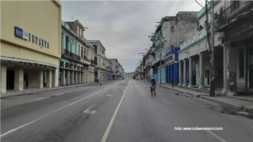 Evalúan imponer toque de queda en La Habana si se mantienen las altas cifras de contagios de Covid-19