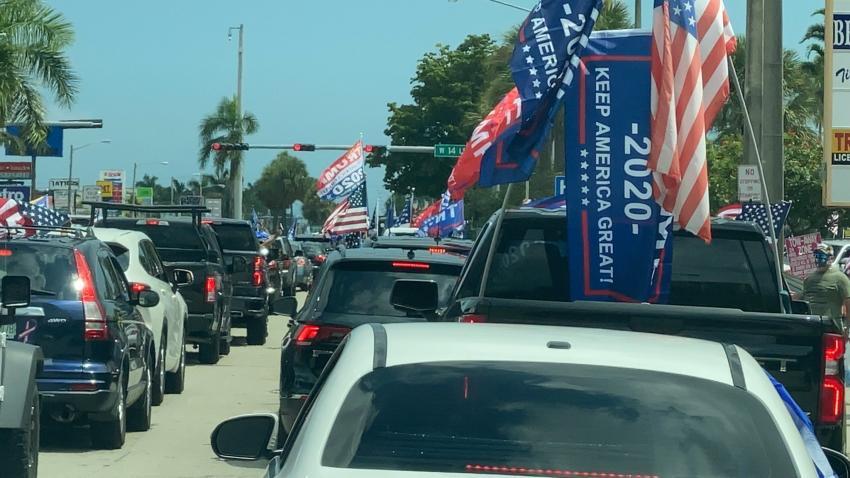 Cubanos en Hialeah aseguran que la ciudad es una de las más fuertes a favor de Trump