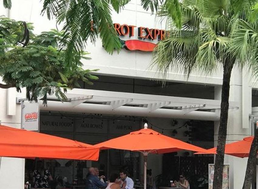 Restaurante Carrot Express en Miami Beach ofrece trabajo en varias posiciones