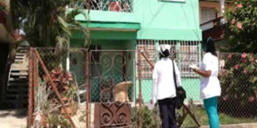 Al menos 400 personas aisladas en Matanzas por un evento de transmisión local de Covid-19 en Santa Marta