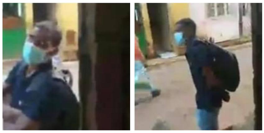 """Cubano arremete contra otro cubano """"seguroso"""": """"Es momento de que te pongas del lado del pueblo"""""""