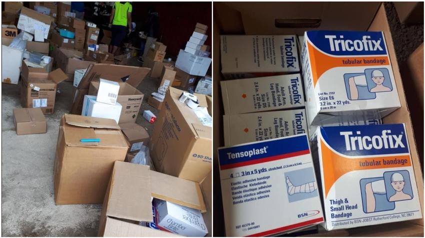 Cubanos en Canadá y el mismo Consulado cubano gestionan donaciones médicas para enviar a la isla